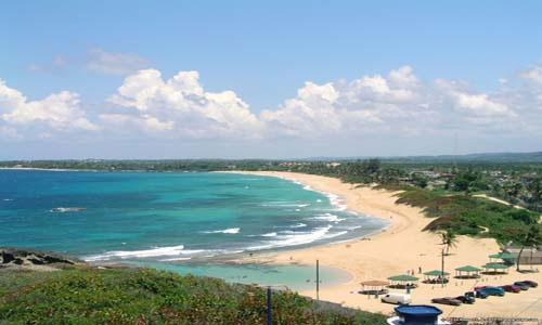Biển Bảo Ninh là một bãi biển rất đẹp của Quảng Bình