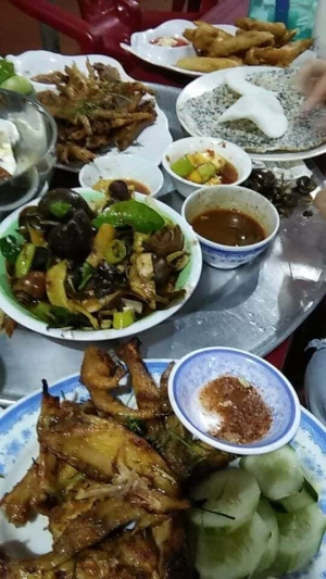 What to eat when traveling to Quang Binh