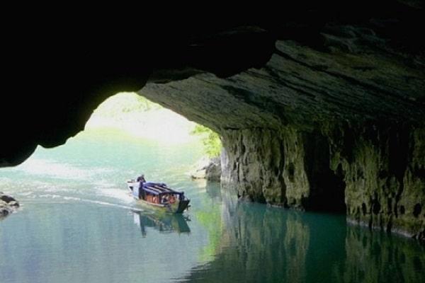 Động Phong Nha - Vườn Thực Vật, tour du lịch Quảng Bình