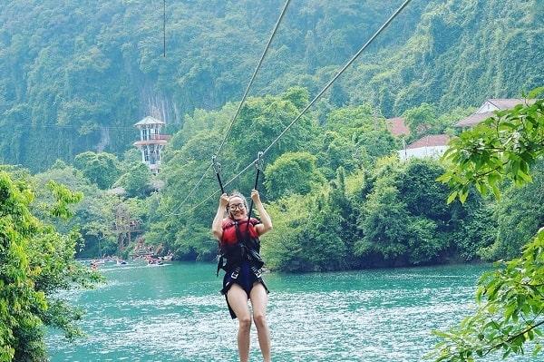 Động Thiên Đường - Sông Chày - Hang Tối, tour du lịch Quảng Bình