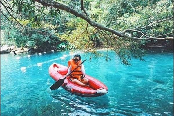 Động Thiên Đường - Suối nước Moọc, tour du lịch Quảng Bình