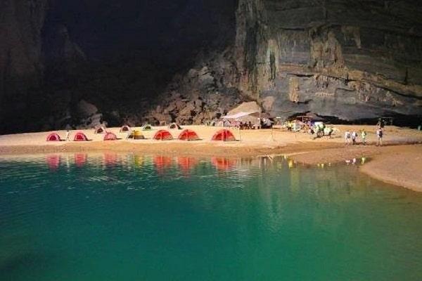 Trekking Hang Én 2 ngày 1 đêm, Đi tour Phong Nha Kẻ Bàng