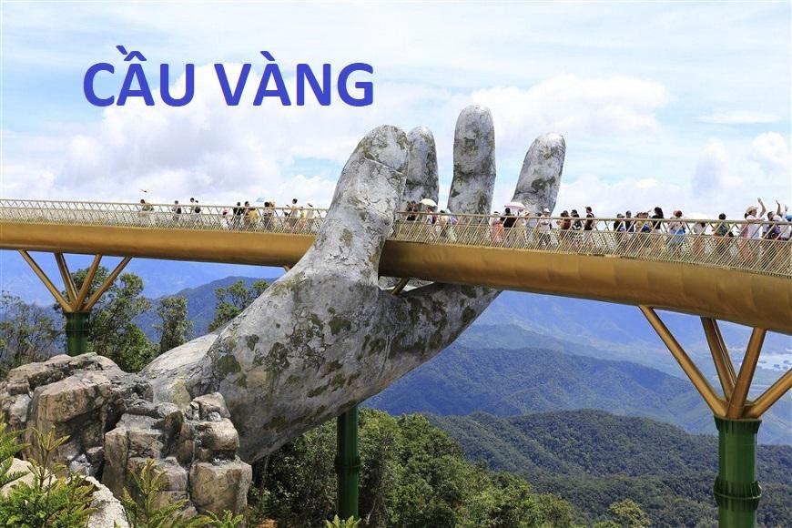 TOUR DU LỊCH ĐÀ NẴNG – CẦU VÀNG - BÀ NÀ 3 NGÀY 2 ĐÊM, tour du lịch Quảng Bình