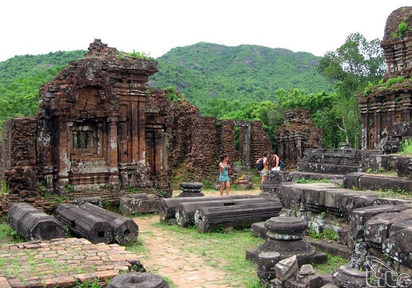 TOUR THÁNH ĐỊA MỸ SƠN 1 NGÀY, tour du lịch Quảng Bình