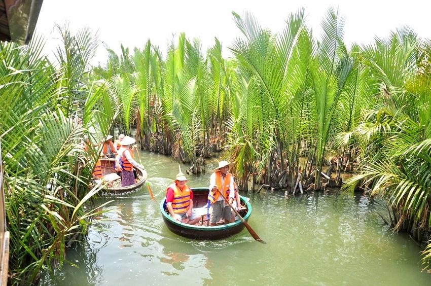 TOUR RỪNG DỪA 7 MẪU 1 NGÀY, tour du lịch Quảng Bình