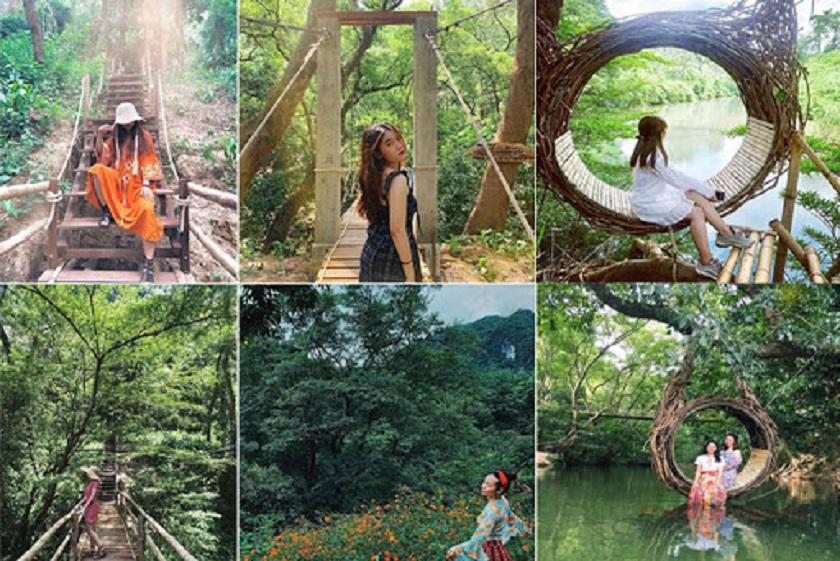 Động Phong Nha -  Công viên Ozo Treetop Park 1 ngày