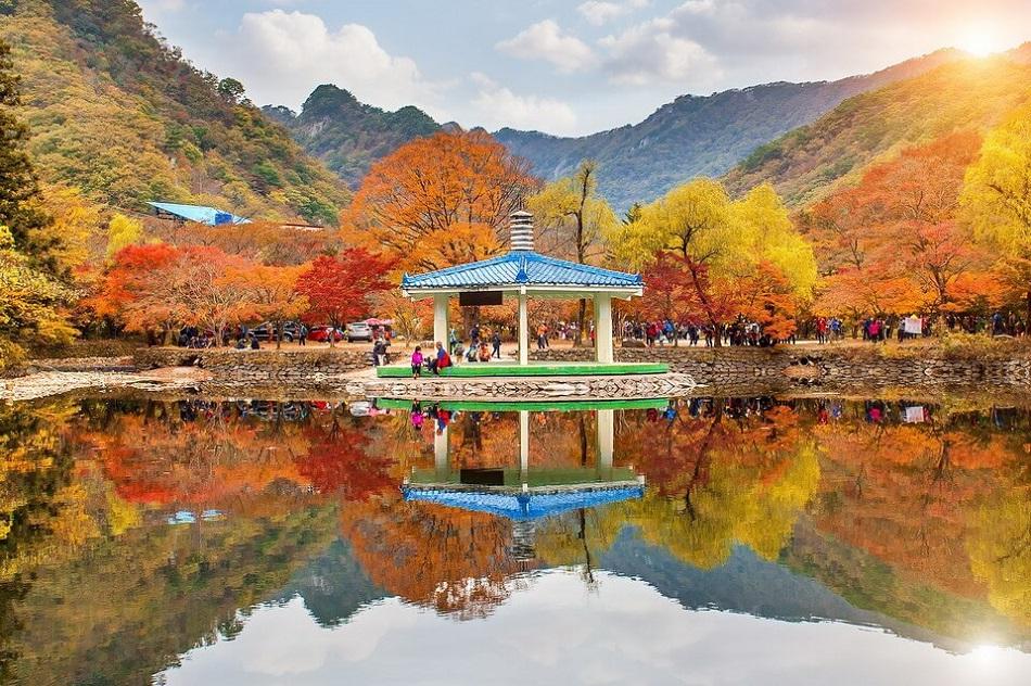 TOUR  HÀN QUỐC 5 NGÀY 4 ĐÊM, tour du lịch Quảng Bình