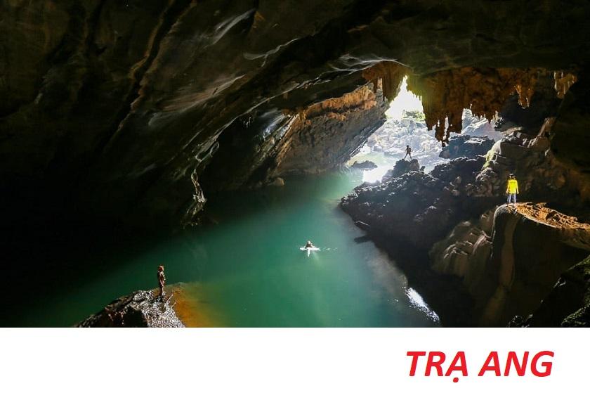 TOUR HANG TRẠ ANG 1 NGÀY, tour du lịch Quảng Bình