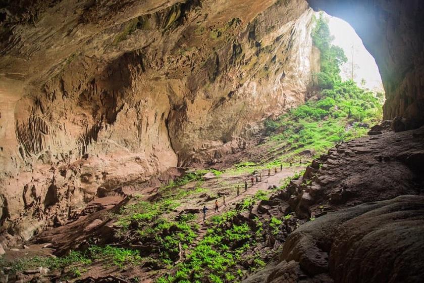 Chinh Phục Hang Pygmy 2 ngày 1 đêm