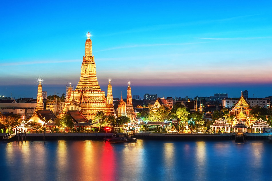 TOUR THÁI LAN 5 NGÀY 4 ĐÊM, tour du lịch Quảng Bình