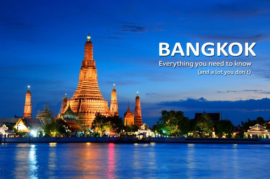 BANGKOK – PATTAYA 5 ngày 4 đêm, tour du lịch Quảng Bình