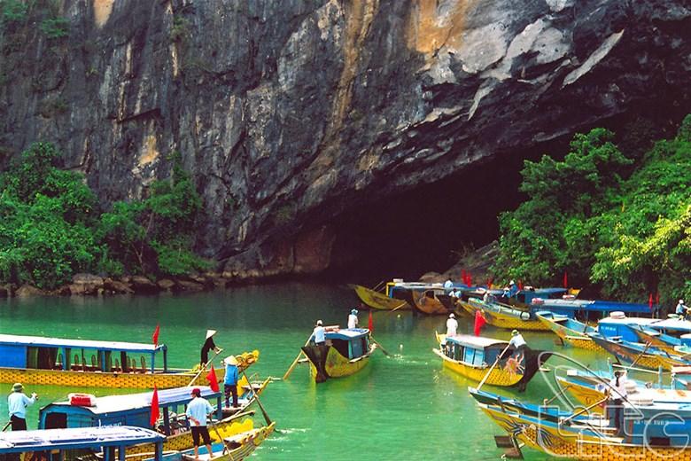 Những điểm đến tuyệt vời ở Quảng Bình