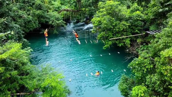 Phong Nha - Suối Nước Moọc - Mùa hoa Vàng Anh