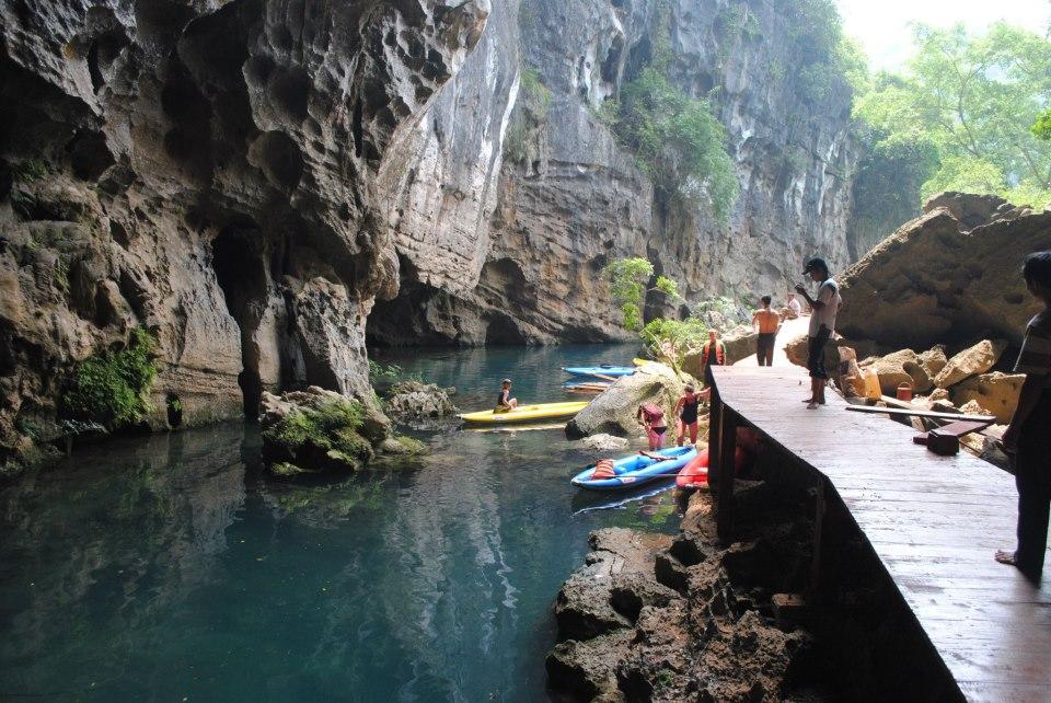 Quang Binh Travel  2018