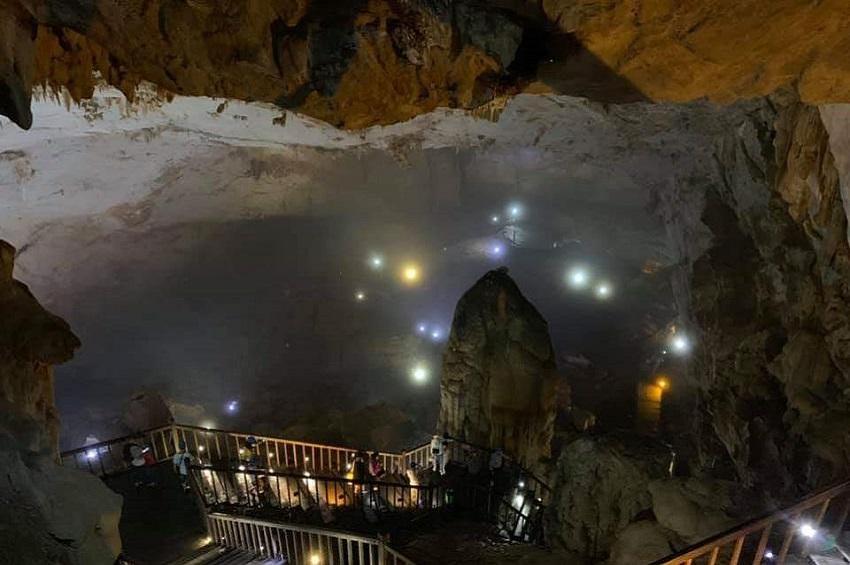 tour Động Phong Nha - Động Thiên Đường
