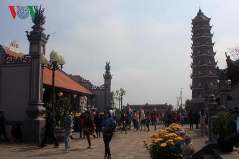 Ngôi chùa cổ gắn với nhiều sự tích linh thiêng
