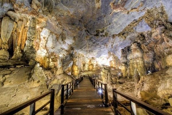 Paradise cave - Dark cave
